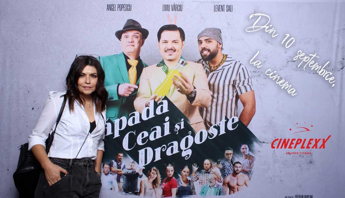 Zăpadă, Ceai și Dragoste – Comedia SF care aduce românii la cinema