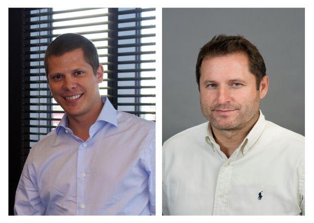 Peter Štecko a Pavol Benčík boli kedysi obchodní partneri, dnes sa snažia zaujať ten istý typ spotrebiteľa ako konkurenti.