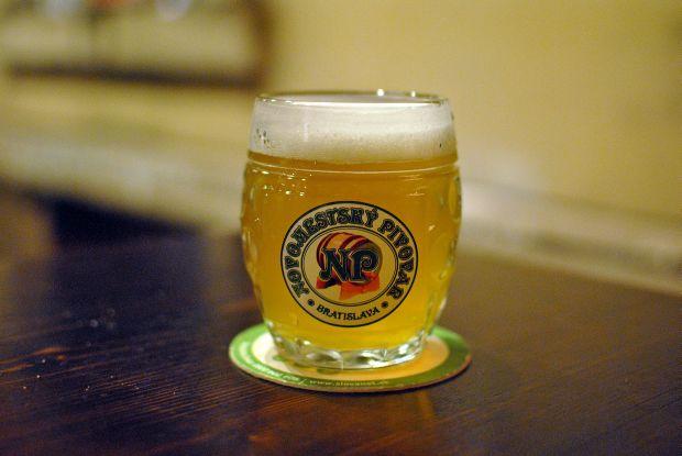 Novomestský pivovar: Prázdny podnik sdobrým pivom