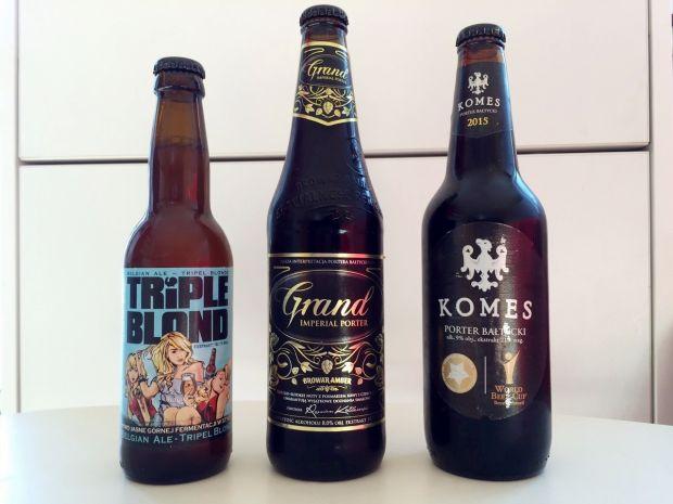 Hudak Polsko pivo