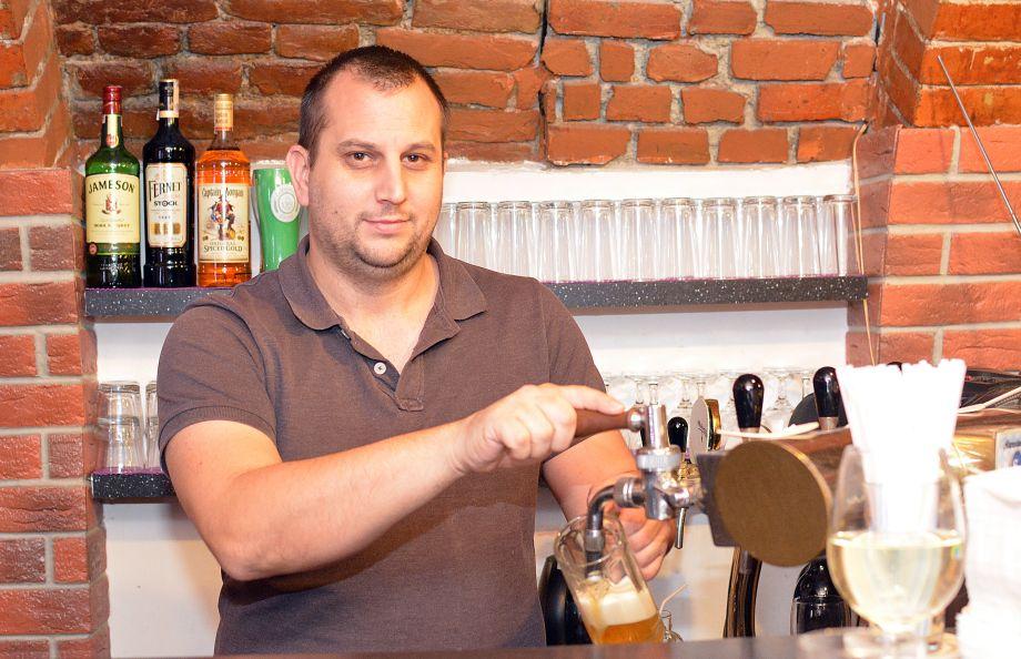 Pivo varil najprv kamarátom, dnes má dva pivovary