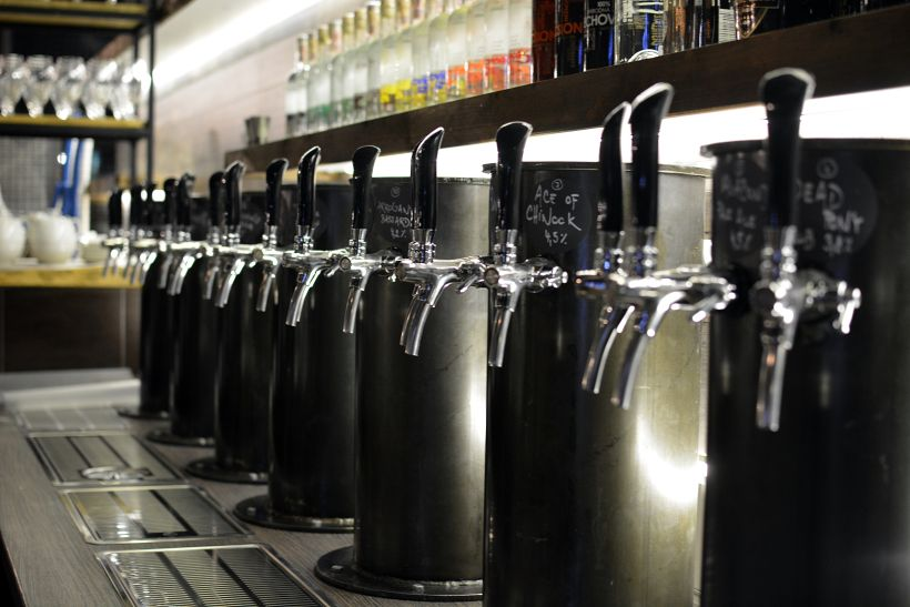 Pozrite sa, ako vyzerá podnik s najširšou pivnou ponukou