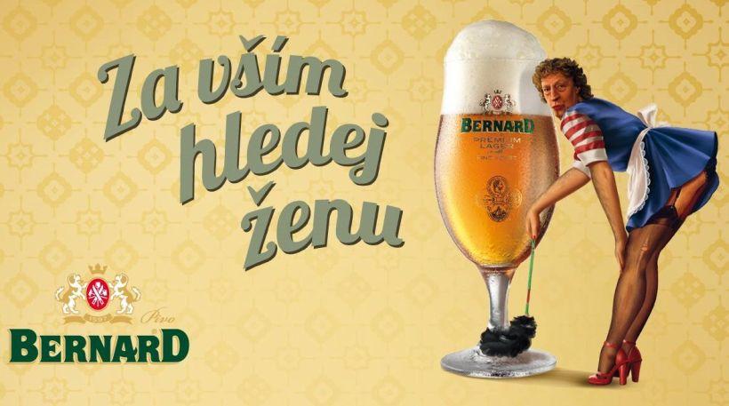Aféra v Česku: Neziskovka je pobúrená reklamou na pivo