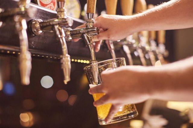 zväz, slovenské pivo, pohár, čapovanie