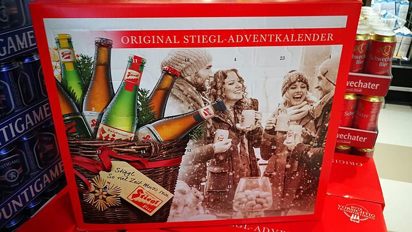 Vianoce sa blížia. Začali predávať pivné adventné kalendáre