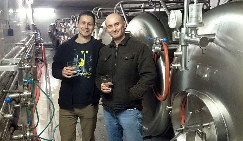 Parom: Snívame o pivovare v okolí Bratislavy