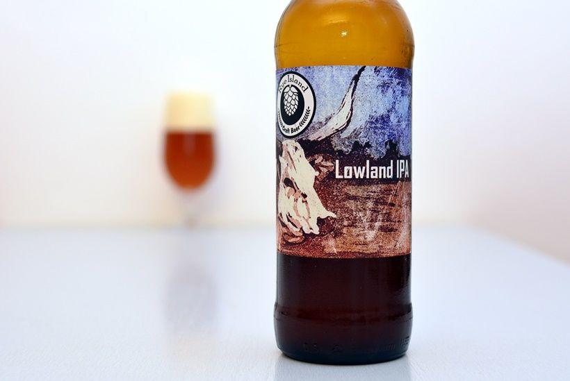 Podarená IPA z Veľkého Medera (Lowland IPA)