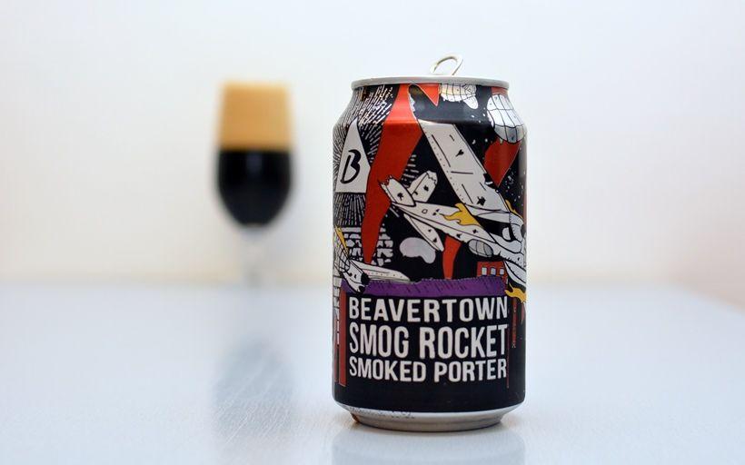 Pivný zážitok z Británie (Beavertown Smog Rocket)