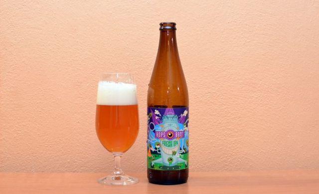 Birbant, Fresh IPA, poľské pivo,