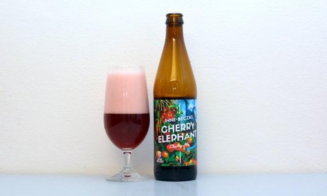 Cherry Elephant, čerešňové pivo, pivo z Poľska
