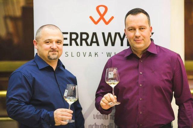 Terra Wylak, víno, nový pivovar,