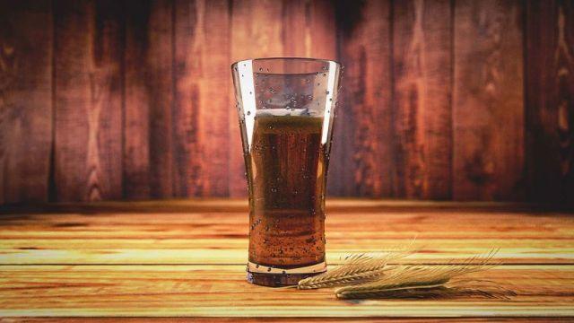 pivo, polotmavé pivo, jačmeň