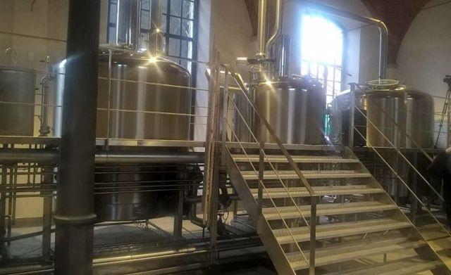 Terra Wylak, remeselnícky pivovar