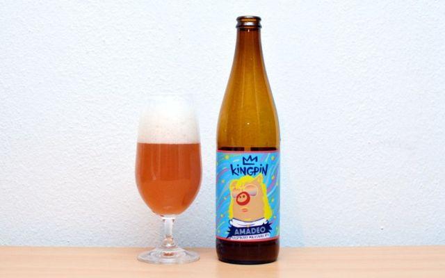 Kingpin, Milkshake IPA, poľské pivo, Poľsko