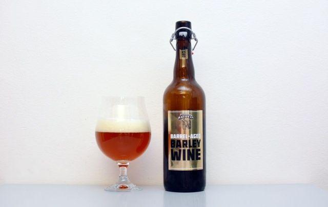 Matuška, Barley Wine, pivo