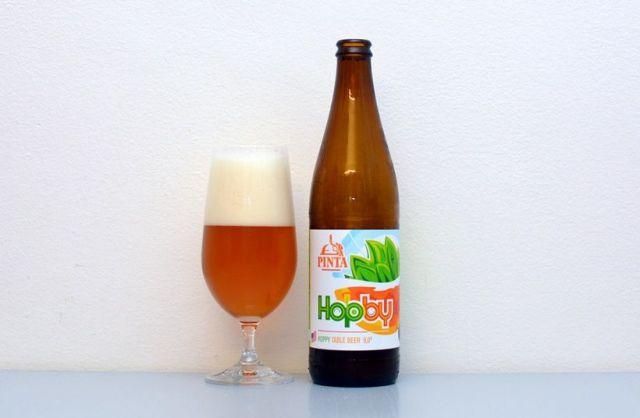 Pinta, Hopby, APA, poľské pivo
