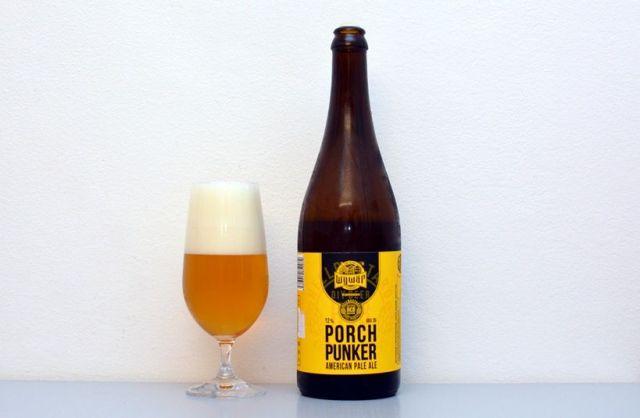 Porch Punker, APA, Wywar, Holíčsky pivovar Wywar