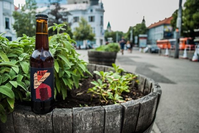 Beerdivision, kanibal, pivo, kočovný pivovar