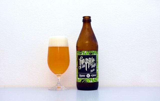 Hop and Rolla, Stupavar, Padre Craft Brews