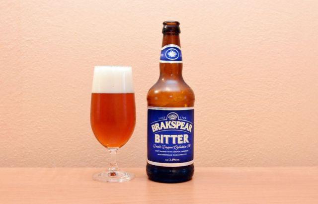 Brakspear, Bitter, ale, pivo