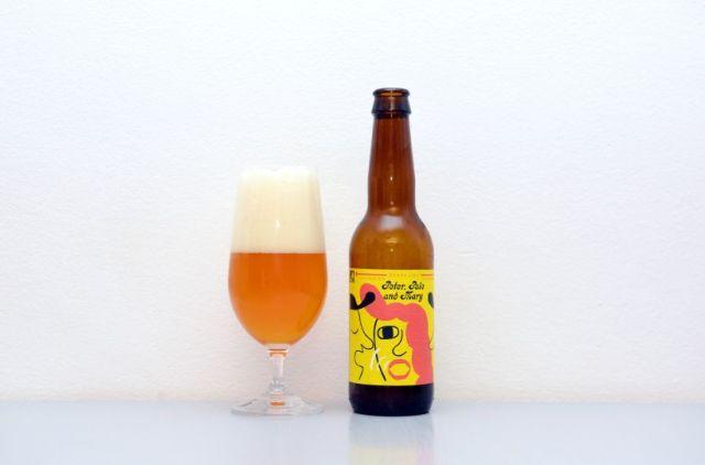 APA, American Pale Ale, Mikkeller, kočovný pivovar