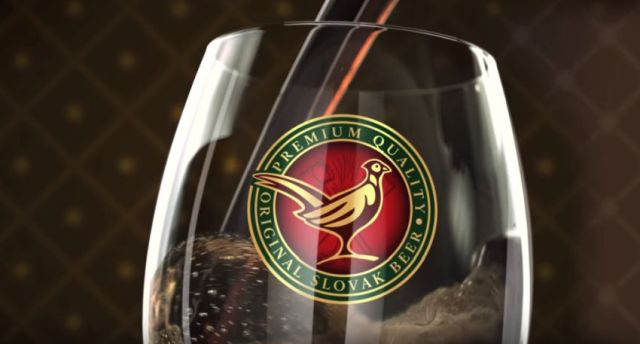 Porter, Zlatý bažant, Heineken, pivo
