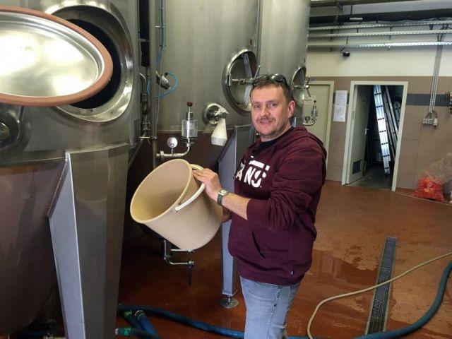 Maroš Hajduk, varenie piva, pivovar