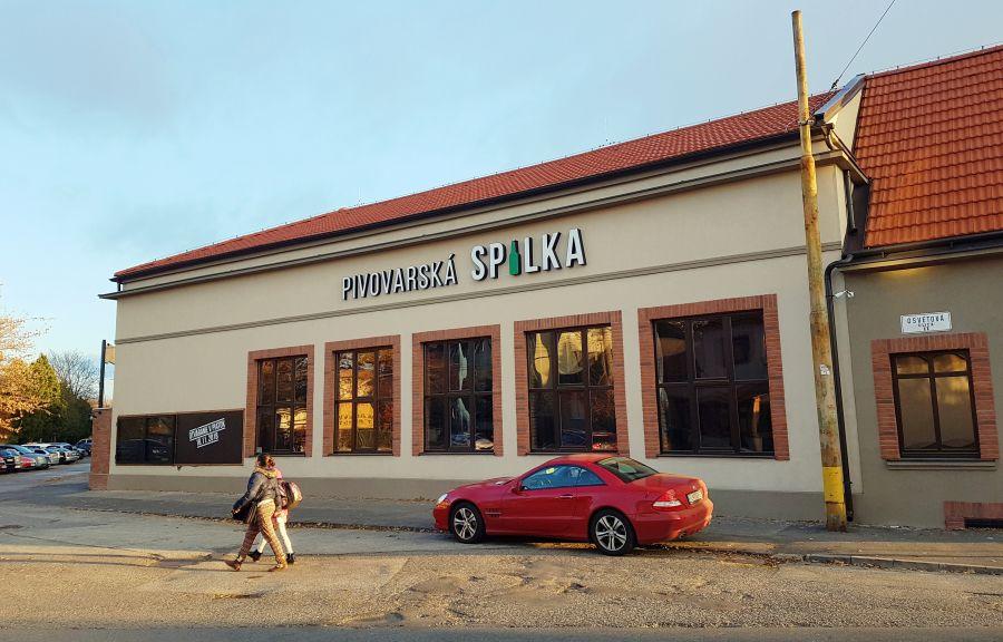 Bratislava má ďalší pivovar. Brány otvára Pivovarská spilka