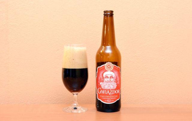 Gwiazdro, Browar Gościszewo, vianočné pivo,