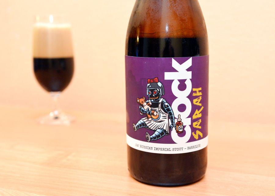 Ukážka ideálneho piva predovšetkým na zimu (Sarah)