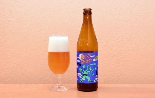 Lucky Ghost, NEIPA, New England, Minister, poľské pivo