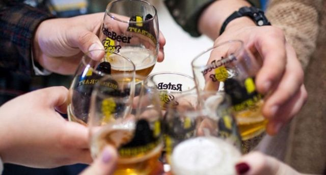 Ratebeer, gigant, pivo, prípitok