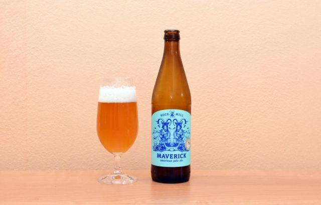 Maverick, poľské pivo, APA, Rockmill