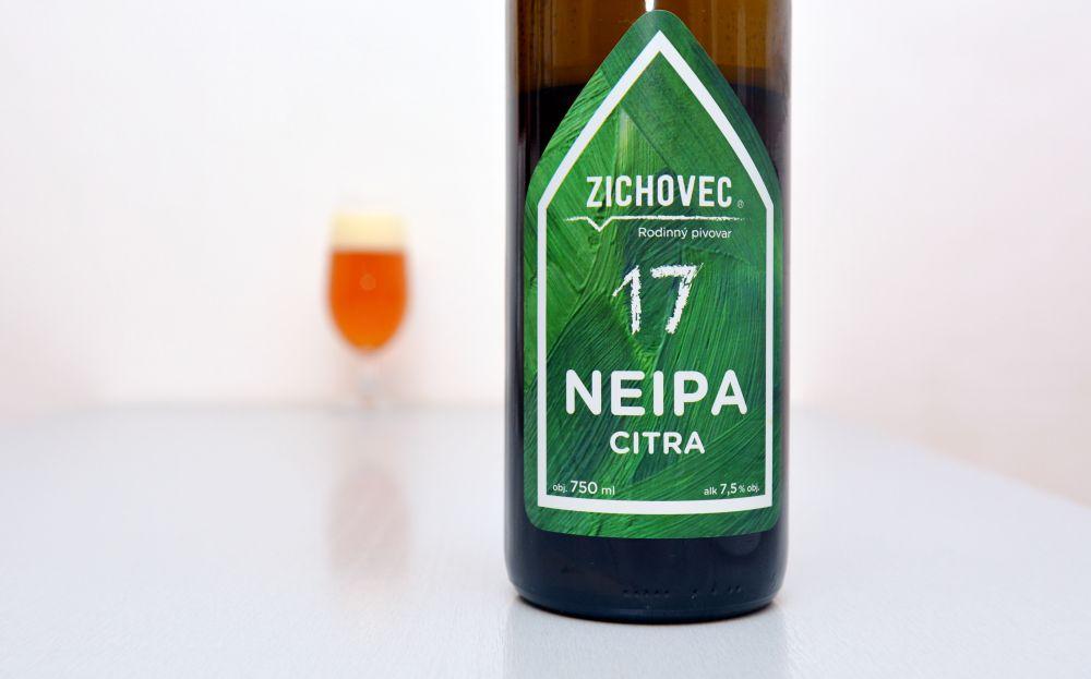 Nebyť malých detailov, bolo by to tip-top pivo (NEIPA Citra)