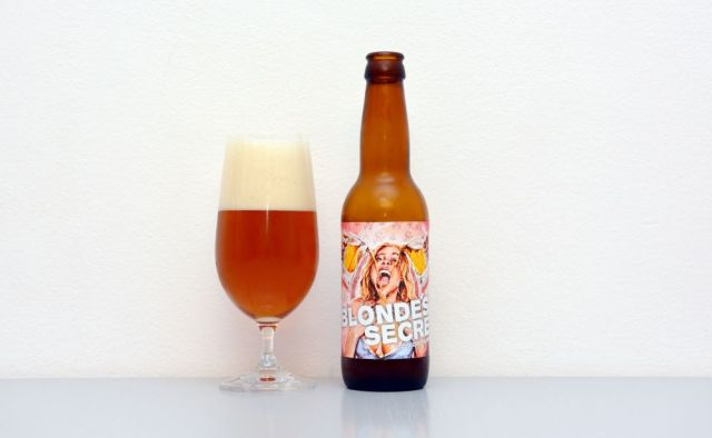 Hellstork, Blond Ale, Blonde's Secret, recenzia, test