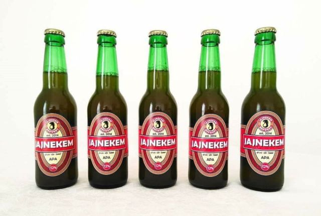 Jajnekem, Gemerská Panica, nový pivovar, zámer, Gemer