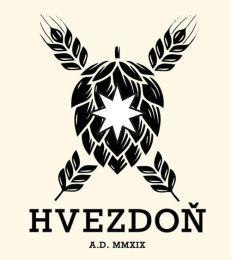 Hvezdoň, pivovar Hvezdoň, logo, pivovar