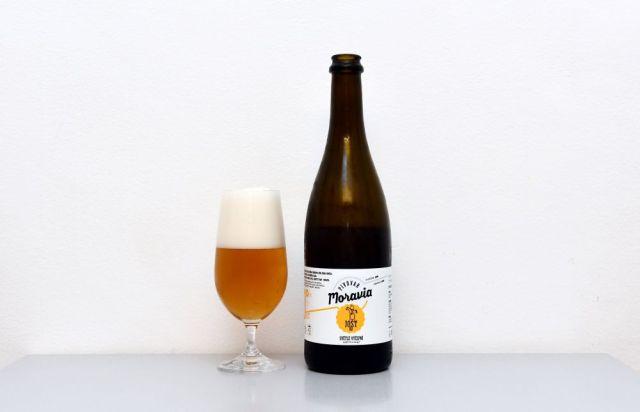 Pivovar Moravia, Ležiak, Jošt, české pivo, recenzia, test