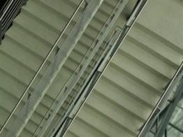Treppenhaus in der LANXESS Arena