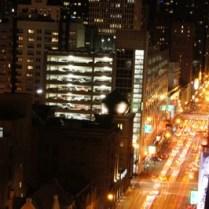Chicago nachts