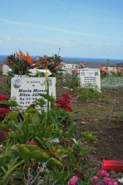 Friedhof auf Madeira
