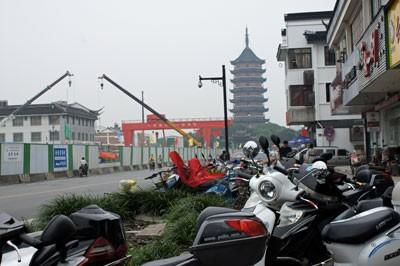 Suzhou zwischen alt und neu