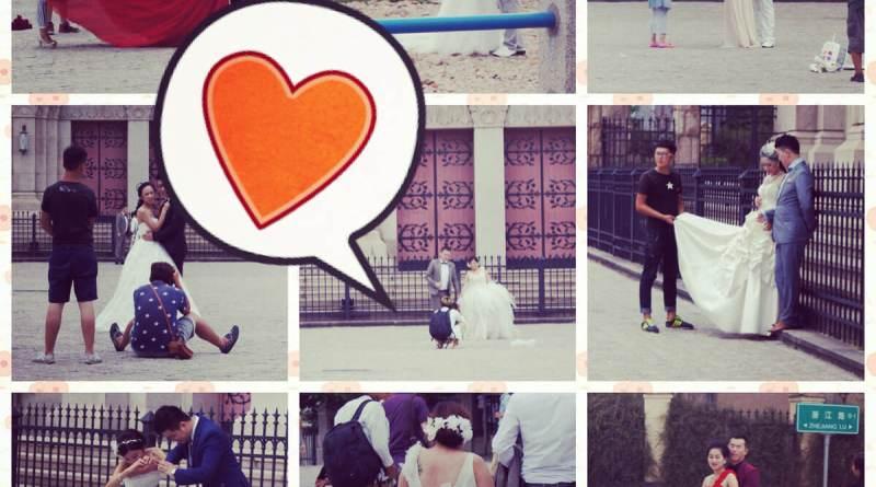 Hochzeitsfotografie ist angesagt in Qingdao