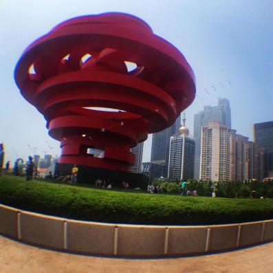 Wahrzeichen von Qingdao