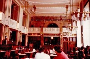 Café in Prag