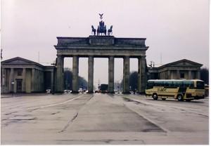 Brandenburger Tor 1990