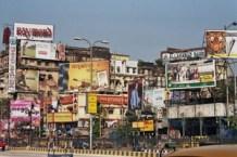 Werbung in Indien