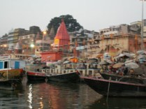 Varanasi, Indien