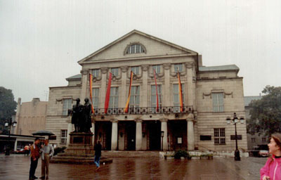 30 Jahre Mauerfall: Studienfahrt in die DDR 1989
