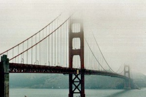 Golden Gate Bridge 1996